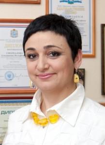 Сморкалова Елизавета Вольфовна