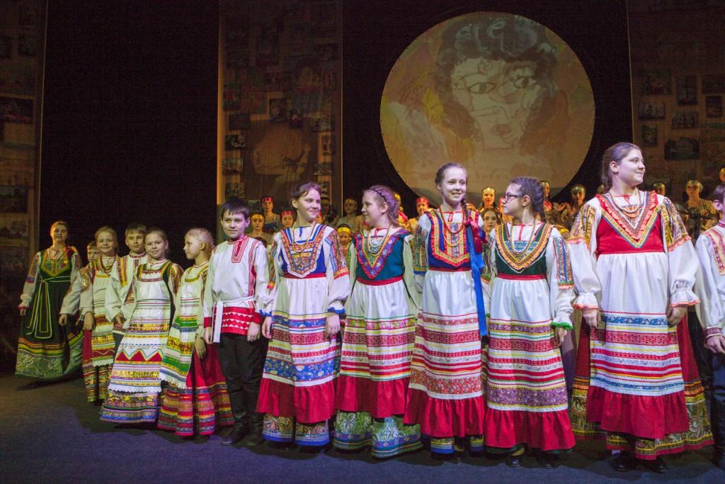 Поколение NEXT выбирает Пушкина