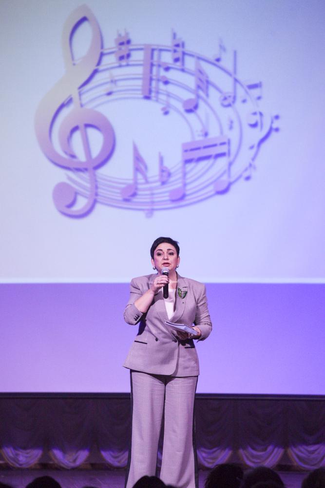 Отчетный концерт 2019